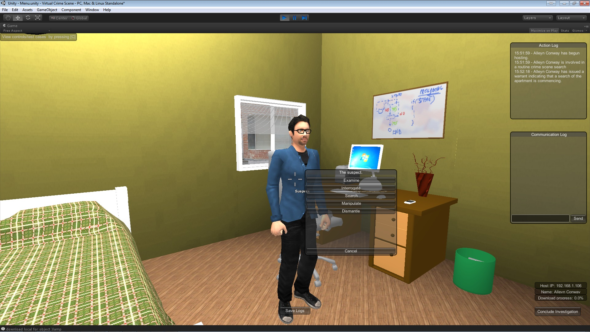 Virtual Crime Scene Simulator Vcss Digitalfire Labs